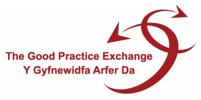 Logo Y Gyfnewidfa Arfer Da